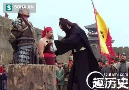 Lý Thế Dân giết kẻ quy hàng là Đan Hùng Tín chủ yếu nhằm mục đích... rửa hận! (Ảnh: nguồn Qulishi.com)