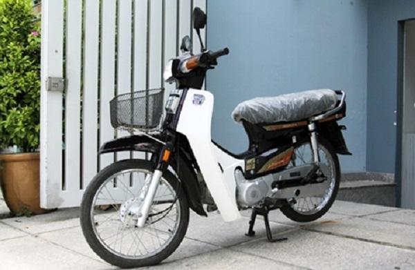 Honda Dream Thái Lan. Ảnh: Infonet