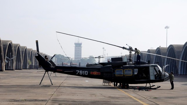 Trực thăng đa dụng UH-1 của Việt Nam