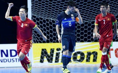 ĐT futsal Việt Nam sẽ tái ngộ Nhật Bản.
