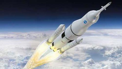 Tên lửa làm chệch hướng thiên thạch là phương án tối ưu nhất của loài người lúc này.