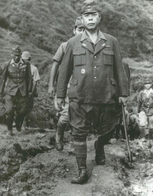 Tướng Yamashita Tomoyuki - người được đặt biệt danh Mãnh hổ Malaya.