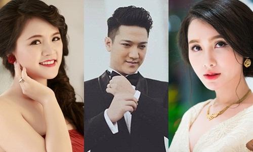 Minh Hà bị cho là người thứ 3 xen vào cuộc hôn nhân giữa Chí Nhân và Thu Quỳnh