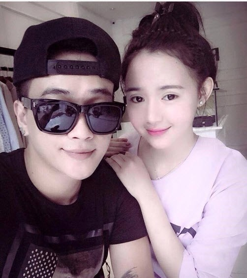 Titi - anh chàng đẹp trai và nổi tiếng nhất HKTđang hẹn hò với cô gái tên là Thùy Trang.