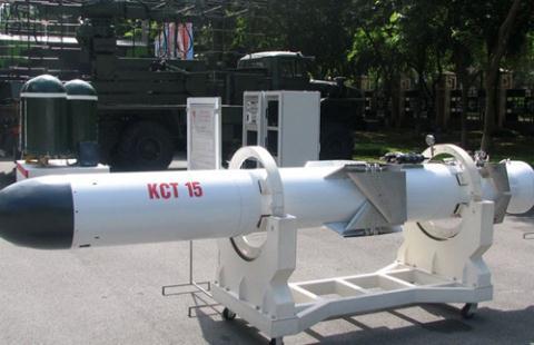 Tên lửa chống hạm KCT 15