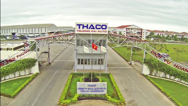 Để chuẩn bị cho năm 2018, THACO sẽ nâng cấp nhà máy lắp xe ở Chu Lai