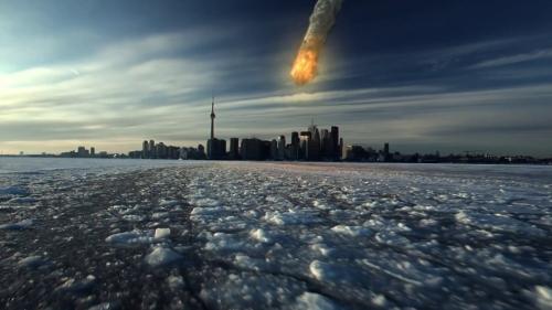 Nếu phát hiện quá muộn, thiên thạch sẽ kết thúc sớm nền văn mình của loài người.