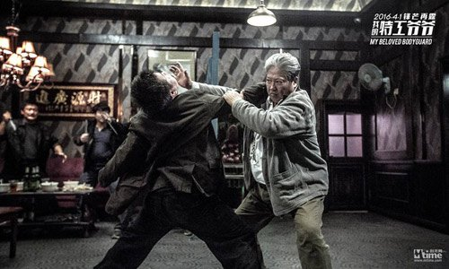 Phim đánh dấu sự trở lại của ngôi sao võ thuật Hồng Kim Bảo.