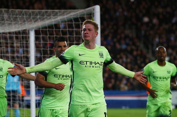 Man City sẽ có lợi thế không nhỏ ở trận lượt về.