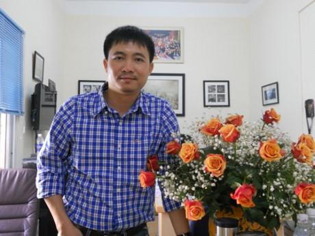 Đạo diễn Đỗ Thanh Hải - Tổng đạo diễn chương trình Táo quân của VFC.
