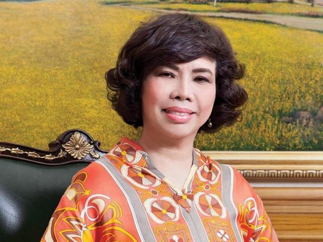 Bà Thái Hương – Phó chủ tịch HĐQT kiêm Tổng giám đốc BacABank, Chủ tịch Tập đoàn TH