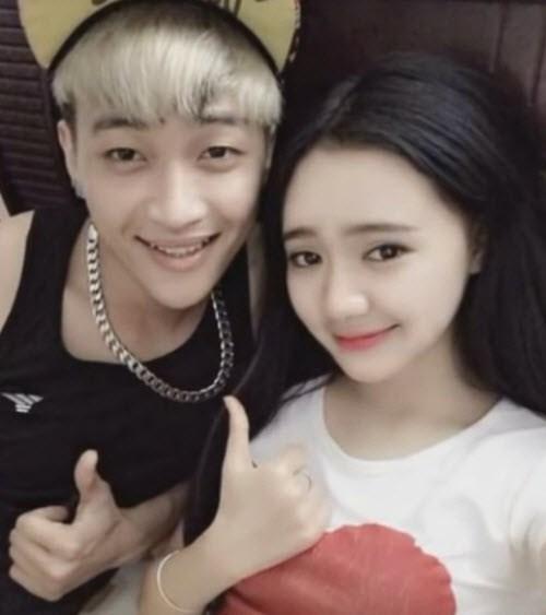 Thùy Trang xinh như hoa với khuôn mặt dễ thương như búp bê.
