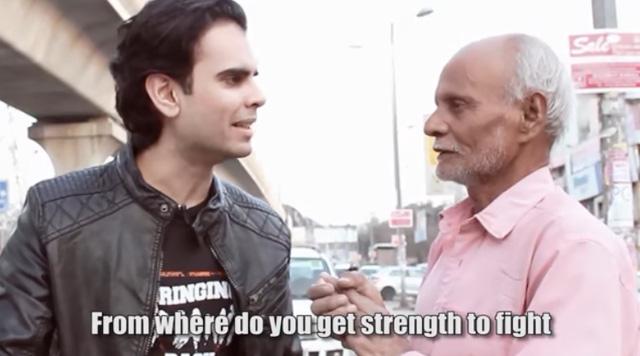 """""""Sức mạnh nào khiến cụ có thể bươn chải ở tuổi này?"""" Varun tò mò"""