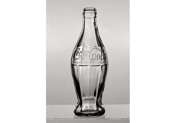 Chai Coca Cola những năm 1915