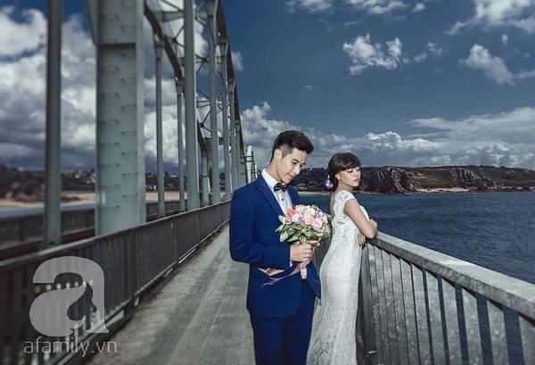 Mới cưới được vài tháng, chú rể trong hình đã cảm thấy sướng khi cưới vợ ở tuổi 22