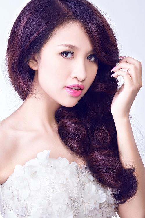 MC Thanh Vân.