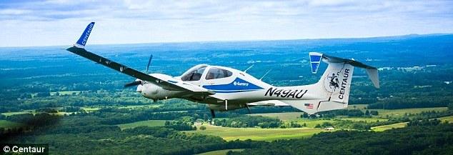 Máy bay không người lái do công ty Google Titan và Centaur sản xuất.