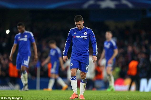 Ai còn nhận ra Hazard?