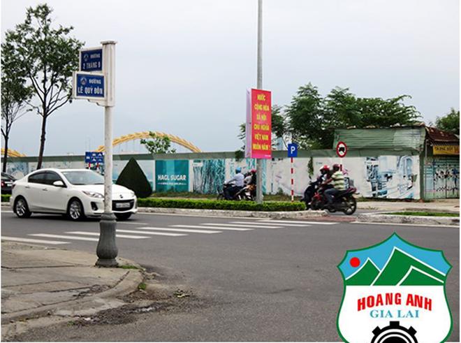 Dự án Trung tâm thương mại của Hoàng Anh Gia Lai tại đất vàng Đà Nẵng đã được QCG mua lại.