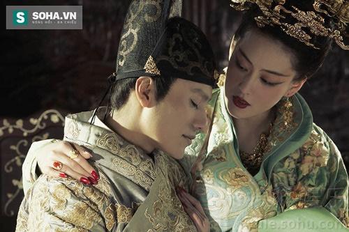 Việc thái giám có hành vi tư thông với phi tần, cung nữ, thậm chí cưỡng bức phụ nữ đều từng xảy ra nhiều lần trong lịch sử Trung Quốc. (Ảnh minh họa).