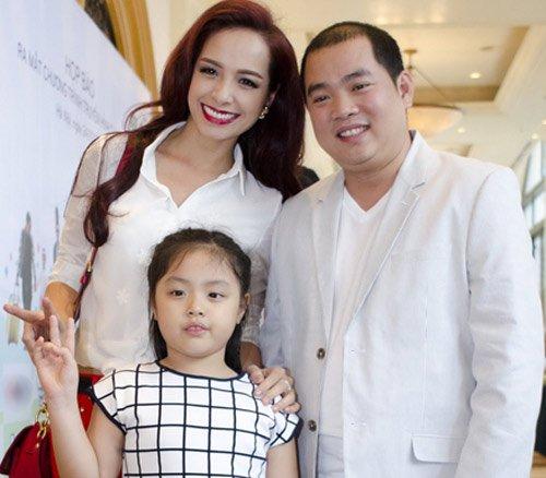 Thúy Hạnh, Minh Khang và con gái út Suti