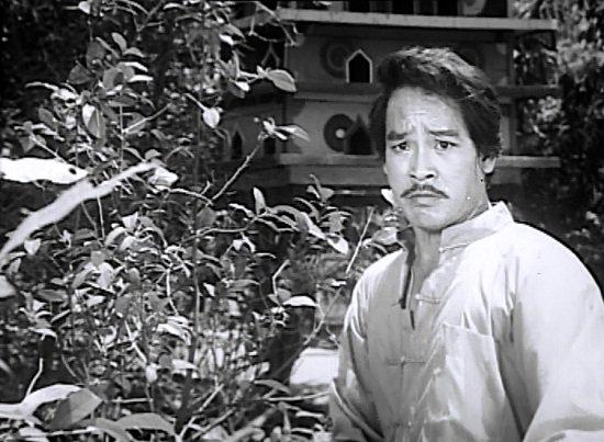 Diễn viên Trần Quang.