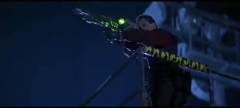 Súng điện từ xách tay siêu bá đạo
