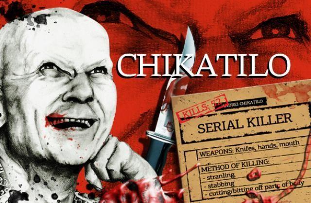 Andrei Chikatilo (1936 - 1994), một trong những kẻ giết người hàng loạt nổi tiếng nhất thế giới. Ảnh: Pinterest.