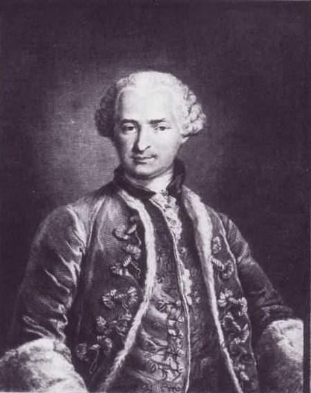 """Bá tước St. Germain - """"Người kỳ thú"""""""