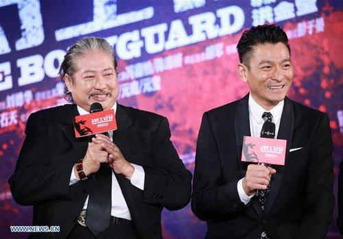 Lưu Đức Hoa đảm nhận vai trò nam chính kiêm nhà sản xuất.