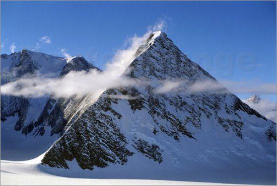 Kim tự tháp ở Nam Cực. Ảnh: Thedailyjournalist.