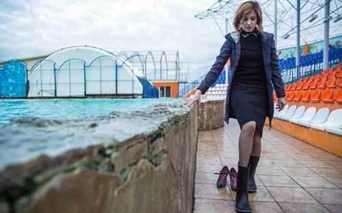 Hồi cuối tháng 6/2015, Tổng thống Nga Vladimir Putin đã phê chuẩn quyết định đề bạt Trưởng Công tố viên Crimea, Natalia Poklonskaya lên vị trí Cố vấn pháp lý hạng ba, tương đương với quân hàm Thiếu tướng trong quân đội Nga.