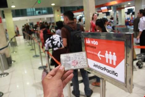 Hành khách cần chuẩn bị các loại giấy tờ cá nhân liên quan để kiểm tra an ninh như giấy chứng minh nhân dân, hộ chiếu đối với người lớn, giấy khai sinh, giấy chứng sinh đối với trẻ em, trẻ sơ sinh…