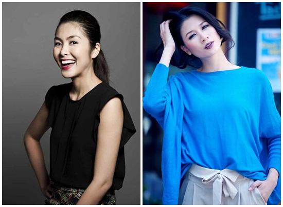 Tăng Thanh Hà và Trang Trần đều đã bước sang tuổi 29. Cả 2 đều sinh năm 1986. Tăng Thanh Hà là nữ diễn viên nổi tiếng qua nhiều bộ phim nhưBỗng dưng muốn khóc, Đẹp từng cen ti mét, Hương phù sa, Dốc tình,… Còn Trang Trần được biết đến với vai trò là một người mẫu.
