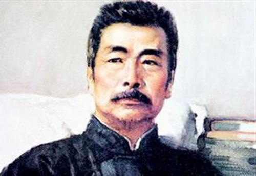 Không đả kích Tưởng Giới Thạch cũng là một bước đi khôn ngoan của Lỗ Tấn. (Tranh minh họa).