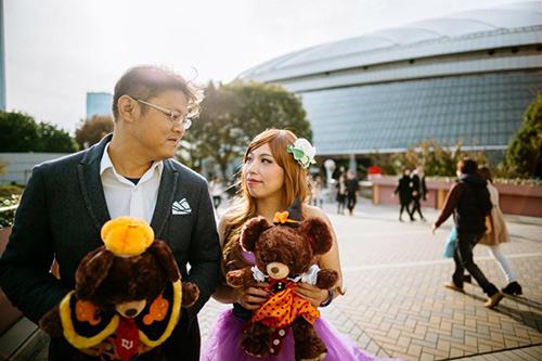 Các bạn tôi rất hào hứng cho chuyến chụp ảnh cưới ở Nhật Bản. Họ mong có được bộ ảnh theo phong cách tự nhiên, độc đáo và kết quả thì đúng là quá tự nhiên rồi, Chang Clare viết.