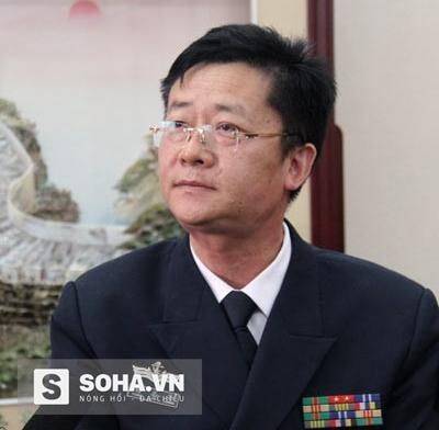 Ảnh chụp Dương Chí Lượng năm 2013. (Nguồn: CNR)