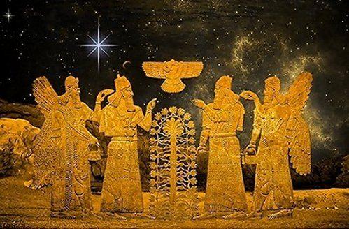 Những đáng sáng tạo cổ xưa