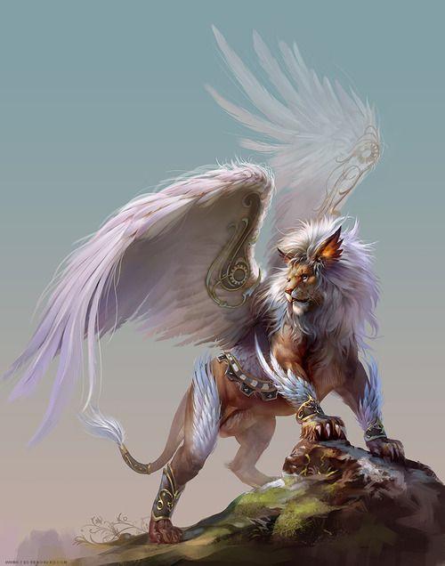 Sinh vật oai phong của thế giới thần thoại.