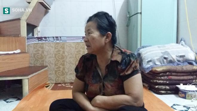 Bà Yến - mẹ Đào Quang Khánh.