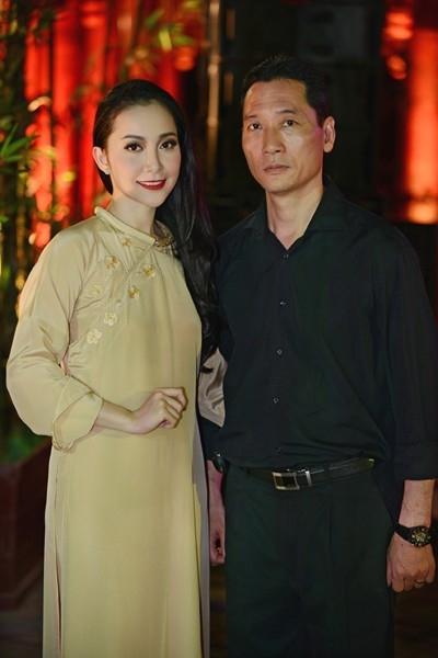 NSND Đặng Hùng luôn tự hào về cô con gái rượu, NSƯT Linh Nga.
