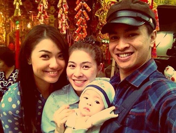 Hiện tại, Lý Chí Huy đã lập gia đình riêng và con trai đầu lòng.
