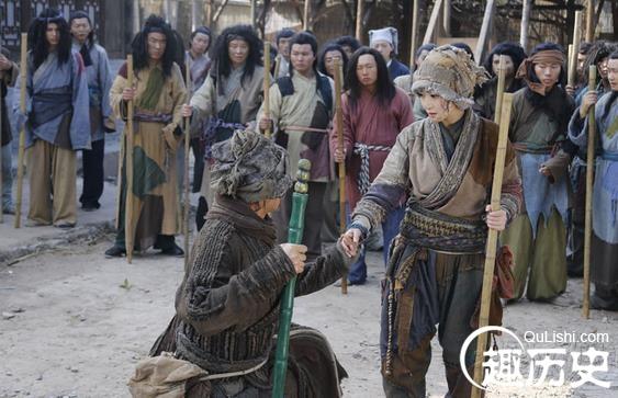 Người muốn hành nghề khất thực trước hết phải tiến hành bái sư để gia nhập Cái Bang (ảnh minh họa).