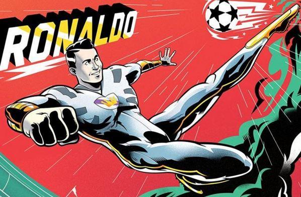 Ronaldo đã ghi bàn thắng thứ 90 tại Champions League vào đêm 8/3.