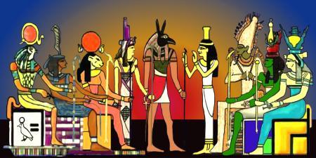 10 vị thần tối cao của Ai Cập