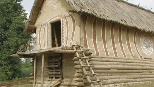 Ngôi nhà của người Cucuteni-Trypillian