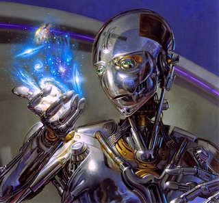 Không gian sống chật hẹp sẽ khiến robot chống lại chúng ta