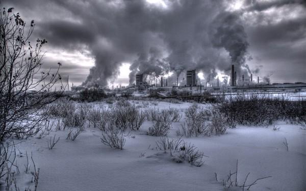 Đại chiến hạt nhân sẽ làm cho nhiệt độ bề mặt Trái đất giảm ở mức rất lớn.