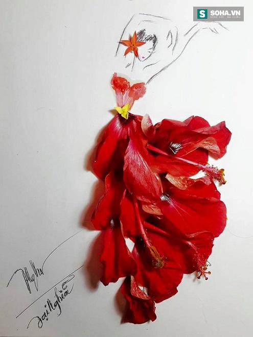 Đại Nghĩa cũng vẽ rất đẹp và giàu ý tưởng sáng tạo.