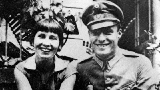 Đại tá stauffenberg và vợ